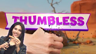 Fortnite: Pros Playing with no Thumbs - Streamer Showdown
