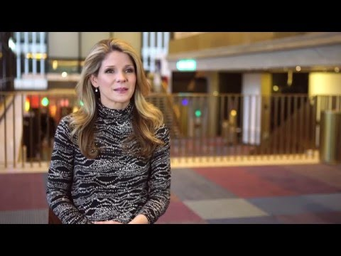 Kelli O'Hara talks about what she learned from school theatre in support of Theatre in Our Schools,  a program to raise public awareness of the value of theatre education and draw attention to the need for more access to quality programs for all students jointly sponsored by the Educational Theatre Association (EdTA) and the American Alliance for Theatre & Education (AATE).