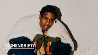 10 Times A$AP Rocky Truly Tested The Limits Of His Style