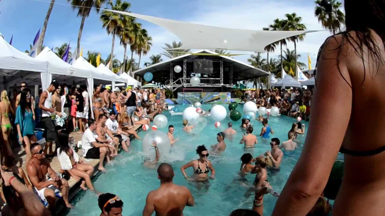 Best Pool Party