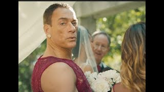 Tostitos Commercial 2018 Jean Claude Van Damme Pep Talk