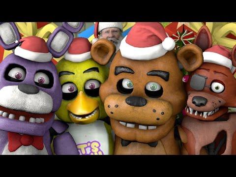 [SFM FNAF] Christmas time