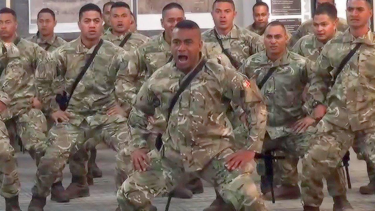 Deadliest Warriors In The World Royal Tongan Marines
