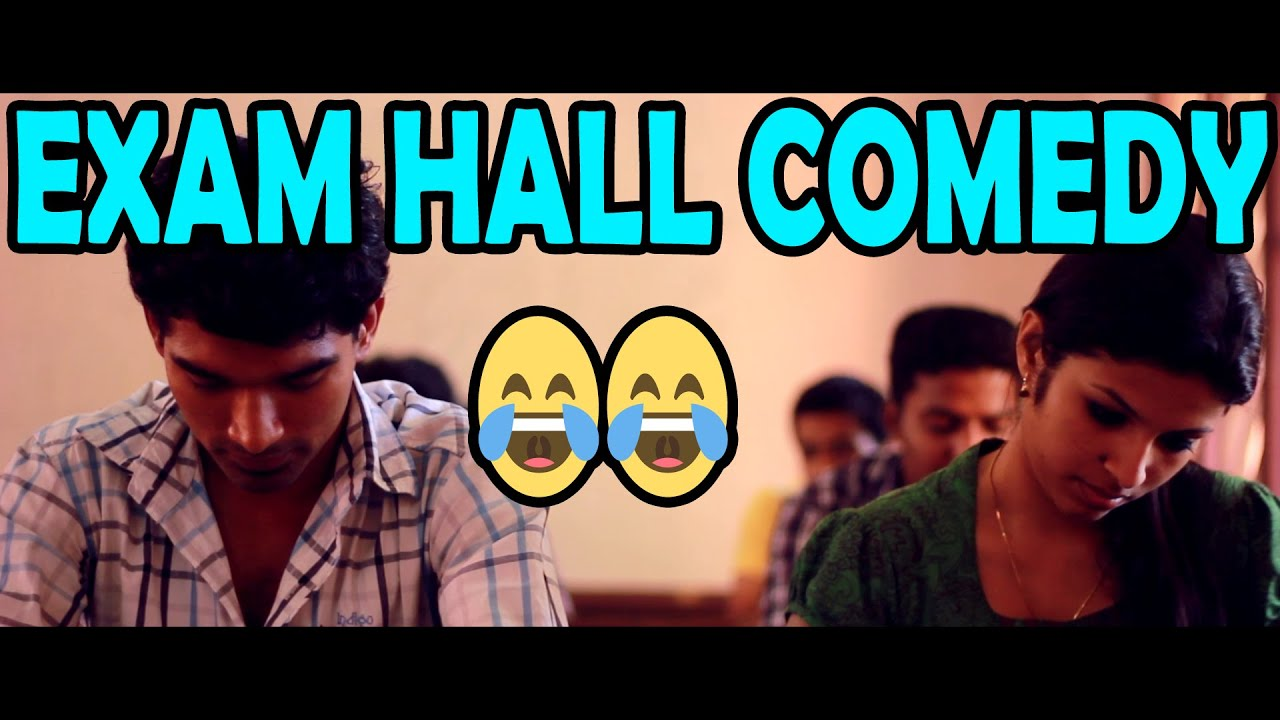 EXAM IN ACTION MALAYALAM COMEDY SHORT