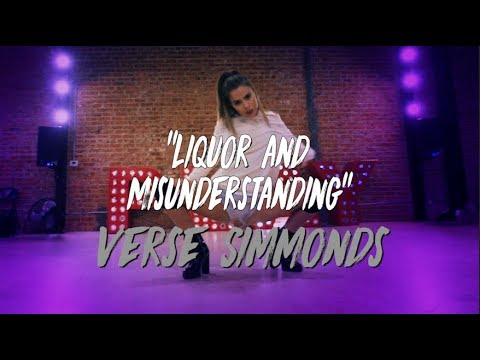 "Verse Simmonds - ""Liquor and Misunderstanding"" 