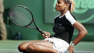 Martina Hingis vs Serena Williams 1998 Miami Highlights