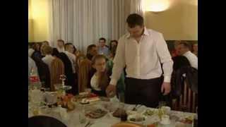 FLIRT  Biesiada przy stole