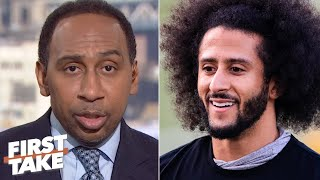 Stephen A. says he won't back down on his Colin Kaepernick criticism despite backlash   First Take
