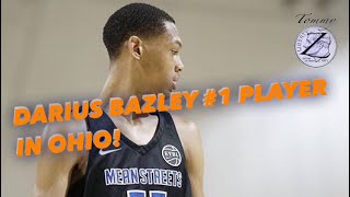 DARIUS BAZLEY #1 PLAYER IN OHIO! SYRACUSE 2018 COMMIT!