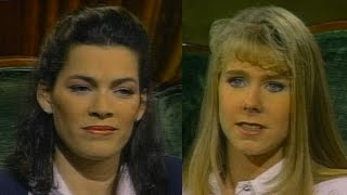 When Nancy Kerrigan and Tonya Harding Squared Off, Years After Infamous Attack