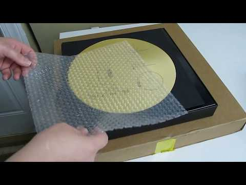 Voyager Golden Records Unboxing