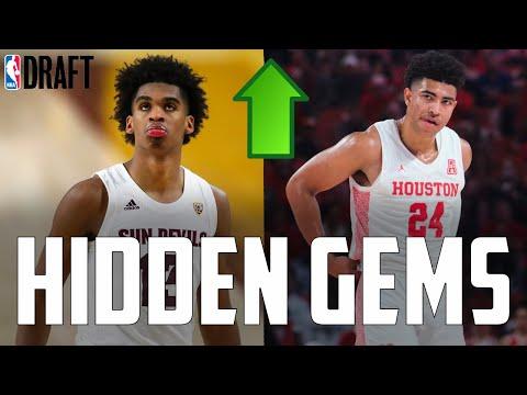 5 Biggest HIDDEN GEMS Of The 2021 NBA Draft...