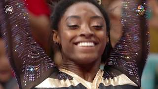 Simone Biles Nails The Uneven Bars | Summer Champions Series