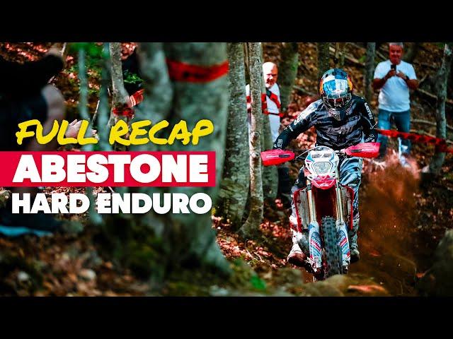 Résumé 26 min Abestone Hard Enduro 2021
