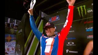Supercross Rewind: 250 and 450 Main Events - Las Vegas 2017