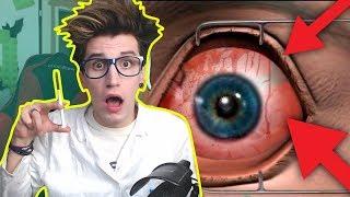 Budou Vás BOLET Oči Po TOMHLE Videu 😰 ! (Laser Eye Surgery Game)