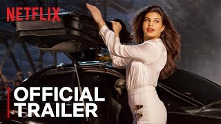 Drive Official Trailer- Jacqueline Fernandez, Sushant Sing..