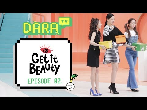 DARA TV │A working day of DARA #ep.2 싼토끼의 겟뷰출근날 !