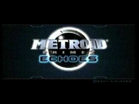 Metroid Prime 2: Echoes Music- Torvus Bog Submerged Temple