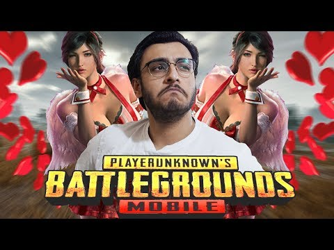 PUBG MOBILE LIVE: HAPPY VALENTINES DAY NOOBS   ROYAL PASS RANK PUSH   NEW UPDATE