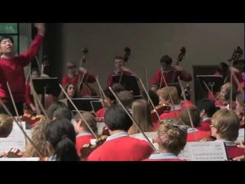 End of Olympic Fanfare Interlochen WYSO