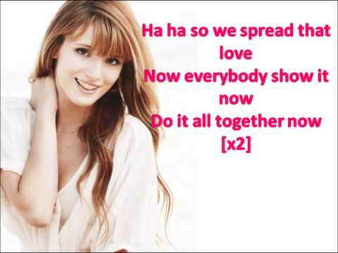 Baixar Contagious Love - Bella Thorne ft  Zendaya Lyrics