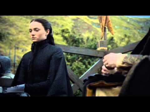 Robert Arryn's Training Scene - Game Of Thrones