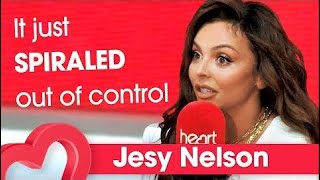 Jesy Nelson opens up about her depression and internet trolls | Interview | Heart