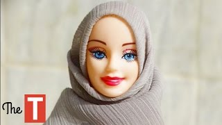 10 AMAZING Barbies From Around The World