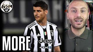 Morata resta alla Juve fino al 2022. Scelta giusta? ||| Mercato Avsim