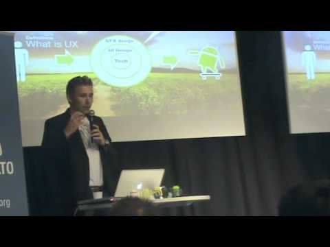 Android Aalto Keynote: UX (part 1)