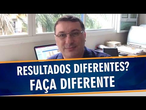 Quer Resultados Diferentes? Faça Coisas Diferentes - Ricardo Piovan