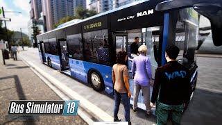 Bus Simulator #5 - Tuyển tài xế lái xe mới   ND Gaming