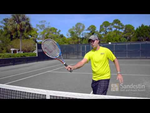 How to play Tennis | Volley Tips