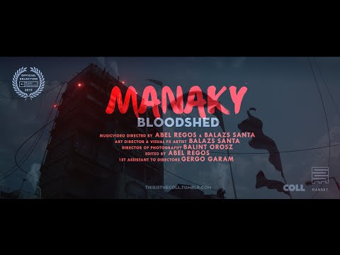 MANAKY - BLOODSHED