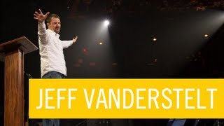 Stop Trying to Be Jesus | Jeff Vanderstelt