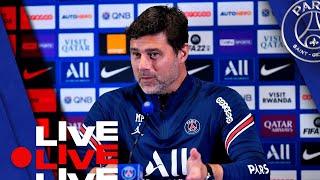 🎙 Conférence de presse de Mauricio Pochettino avant Paris Saint-Germain v Montpellier HSC 🔴🔵