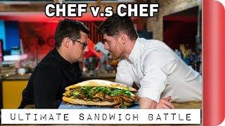 THE ULTIMATE CHEF VS CHEF SANDWICH BATTLE