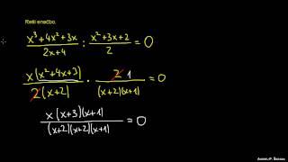 Racionalna enačba 2