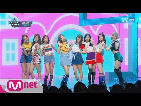TWICE - I'm gonna be a star M COUNTDOWN 160609 EP.477