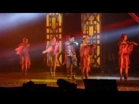公公偏頭痛 - 周杰倫 2013 魔天倫 世界巡迴 馬來西亞 演唱會 [04.08.2013]