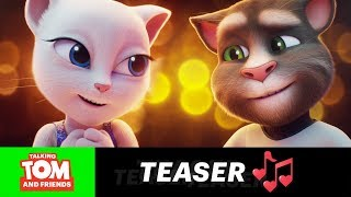 Talking Tom and Friends NEW Music Video Trailer (Coming Soon)