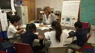 Guided Reading with ESL Elementary Students