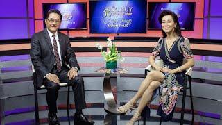 Kỳ Duyên & Nguyễn Mạnh Cường giới thiệu show thu hình PBN 118 & PBN 119