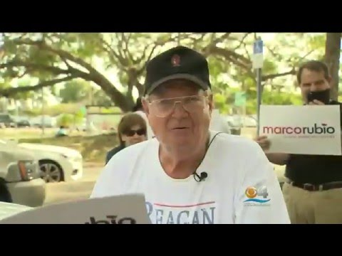 One of Marco's Strongest Supporters in Florida | Marco Rubio for President