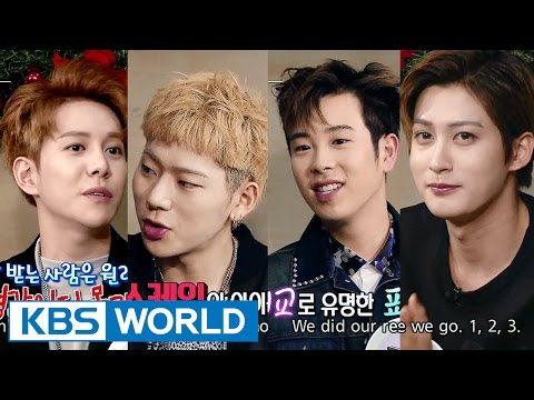 Block B 's Interview [Entertainment Weekly / 2016.04.22]