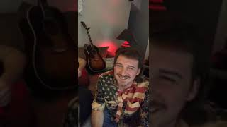 Morgan Wallen Live Stream Facebook Live 3/23/20