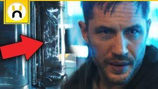 VENOM Official Teaser Trailer BREAKDOWN