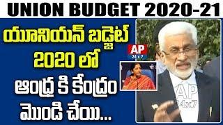 Budget brings nothing to Andhra Pradesh, Vijaysai Reddy..