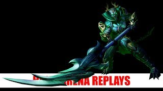 HoN Lord Salforis Gameplay - Dejimon - Rank Legendary